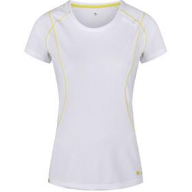 Regatta Virda III t-shirt Dames wit